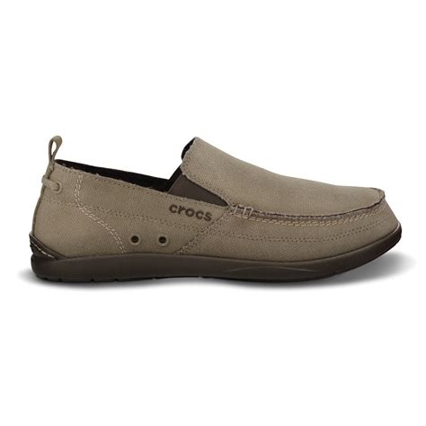 crocs loafers crocs s walu loafer slip on