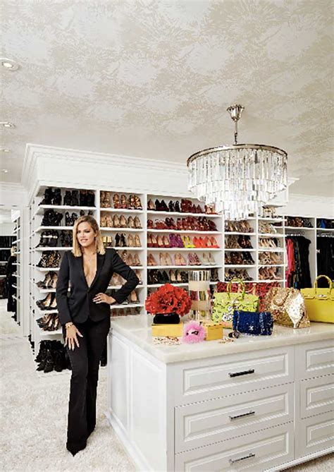 Kardashians Closet by Goals See Inside All The Amazing Closets Photos
