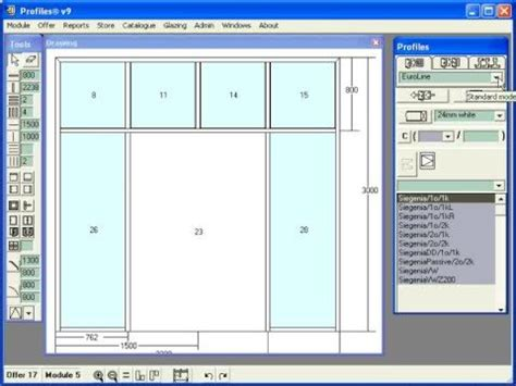 photo layout software windows ccg profiles software for windows and doors design and
