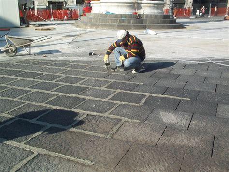peso specifico ghiaia di fiume basole in pietra lavica piazza duomo di catania