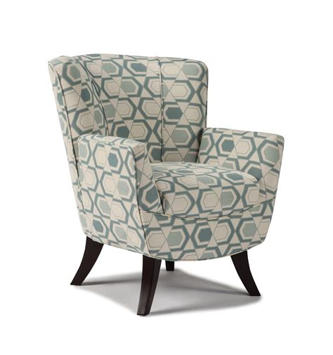 at home store accent chairs oliver fabric accent chair