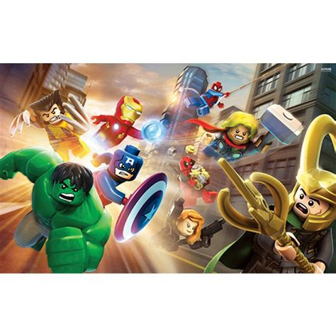 Murah Ps4 Lego Marvel Heroes Reg 2 lego marvel heroes ps4