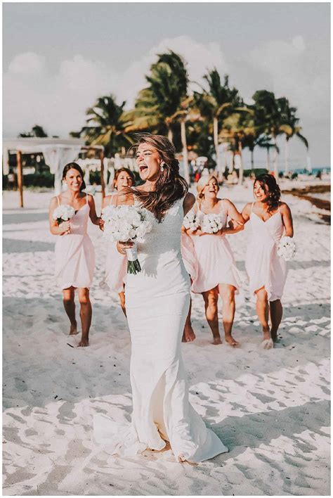 Destination   Dreams Resort Tulum Wedding Photographer