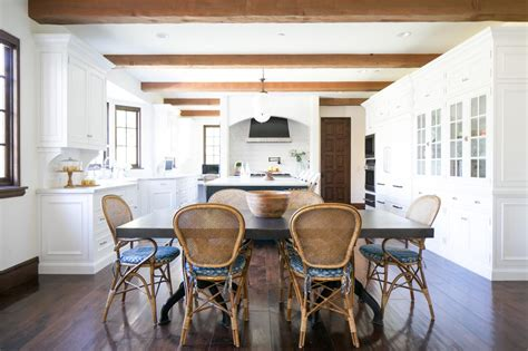 coastal kitchen table and chairs photo page hgtv