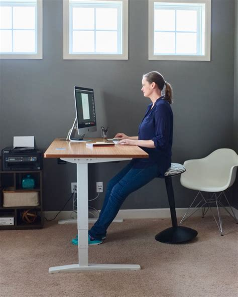 Standing Desk For A Home Office Home Office Standing Desk