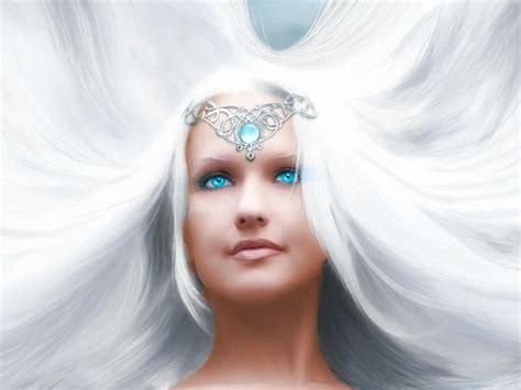 imagenes de hadas blancas la reina de las hadas lo que me gusta