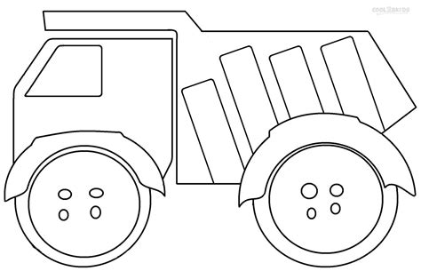 trucks coloring pages printable dump truck coloring pages for cool2bkids