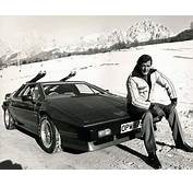 James Bonds Lotus Esprit Turbo