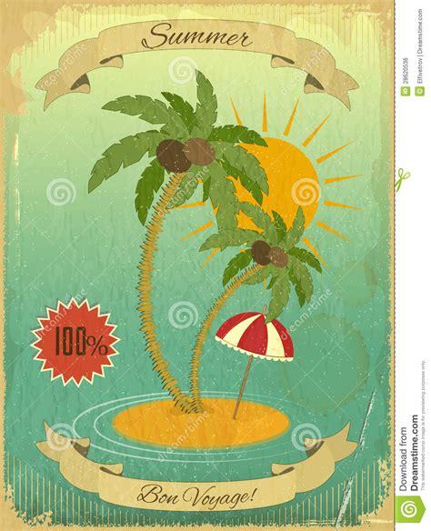 imagenes vintage verano retro vintage grunge summer vacation postcard royalty free