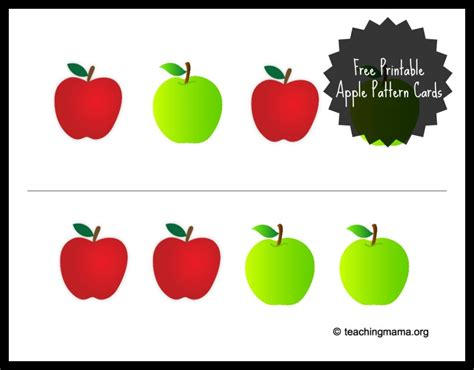 Can I Use My Apple Gift Card For Itunes - apple sensory bin with free printable teaching mama