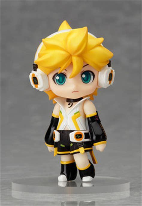 Vocaloid Petit Renewal Len Vocaloid Kagamine Len Nendoroid Petit Smile