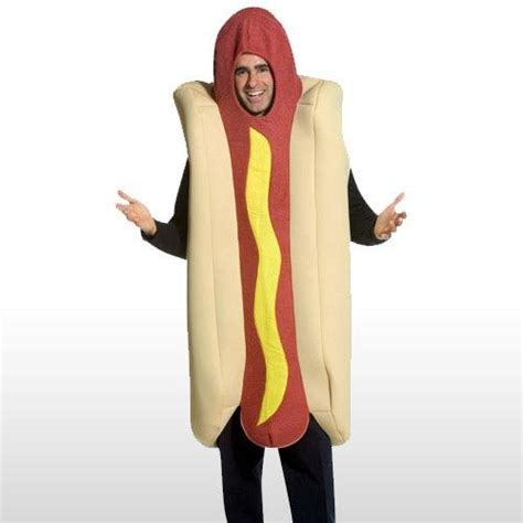 weiner costumes classic costume for adults free shipping offer