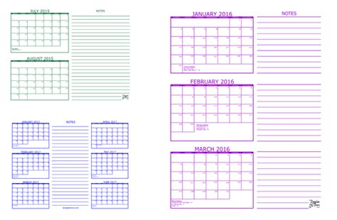 3 Calendar Months Notice Free Gift Certificate Templates