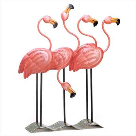 discount tropical and whimsical flamingo collectibles
