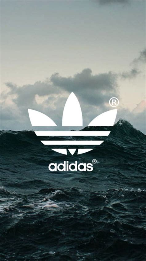 wallpaper iphone logo adidas die besten 25 adidas wallpaper iphone 6 ideen auf