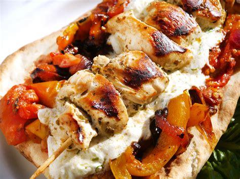 chicken souvlaki recipe dishmaps