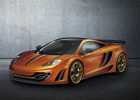 mansory mclaren mansory mclaren mp4 12c revealed autoevolution