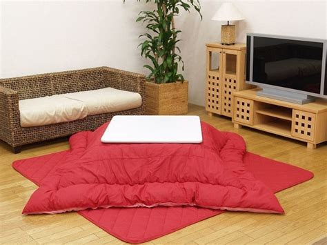 Japanese Futon Set by Japanese Kotatsu Futon Mat Set Reversible Fine2