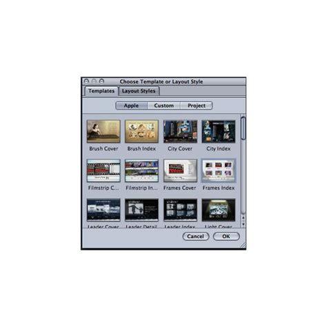 altering dvd studio pro menu templates in the proper way