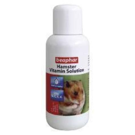 Vitamin Hamster Beaphar Hamster Vitamin Solution 75ml