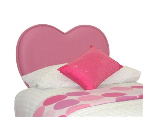 childrens headboards uk sweetheart girls pink upholstered headboard