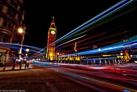 Neon Westminster London City - Blended by Simon & His Came ...