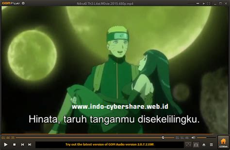 film naruto sub indo mp4 download naruto the movie 10 the last subtitle indonesia