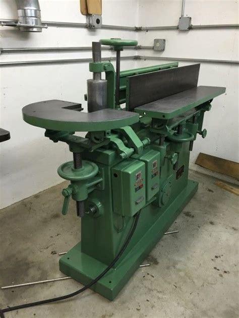 pin  kyle vanmeter   woodworking machines antique