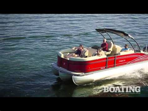 boating magazine buyers guide cayman le 230 pontoon boats with style 2018