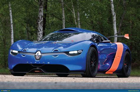 alpine renault a110 50 ausmotive com 187 renault alpine a110 50 revealed