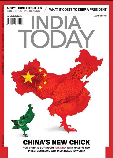 in india today india today magazine cover goes viral in china triggers