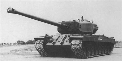 T29/T30/T32 & T34 (Super) Heavy Tanks T 34 American