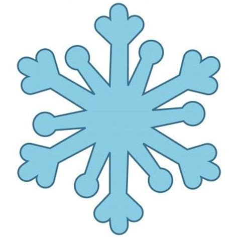 snowflake pattern for applique snowflake applique template templates patrones