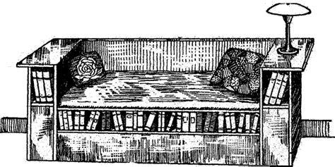libreria cosiero come costruire un divano libreria