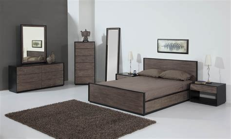 inexpensive bedroom furniture for the look