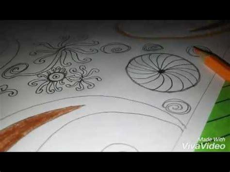 cara membuat video animasi simple cara membuat gambar batik simple youtube