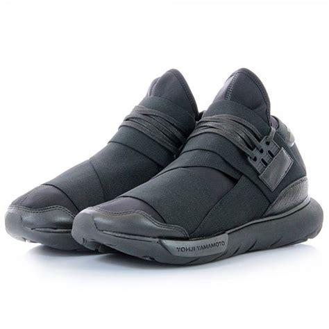 Adidas Y 3 Qasa Black adidas y 3 qasa high black the sole supplier