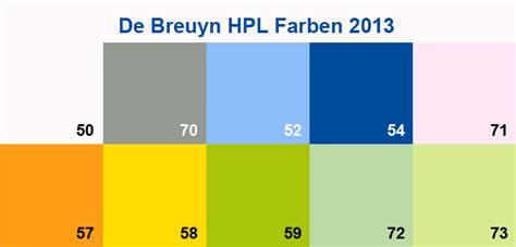 Multiplex Hpl Beschichtet by De Breuyn Wandelbank Multiplex Farbig Im Wallenfels