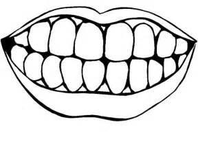 tooth coloring pages dental health and teeth coloring pages barriee
