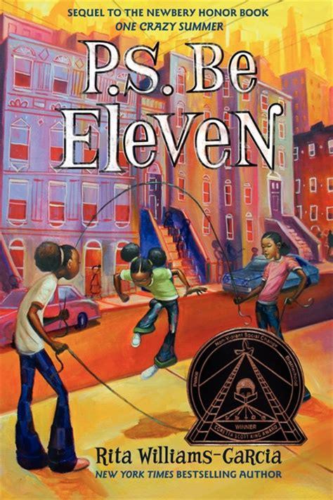 eleven books p s be eleven by williams garcia harpercollins