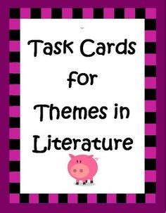 identifying themes in literature comprehension theme on pinterest 63 pins