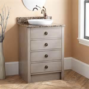 light grey bathroom vanity 24 quot thornwood vanity for semi recessed sink antique