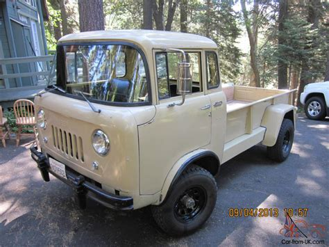jeep van for sale 100 jeep forward control van 1959 fc 150 littleton