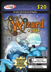 Wizard101 Gift Cards - item zellers 20 canada gift card wizard101 wiki
