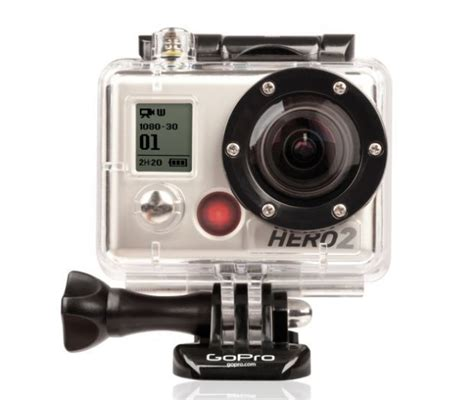 Rental Gopro rent gopro hero2 silver