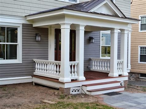 exterior painting and porch renovation nj 07940