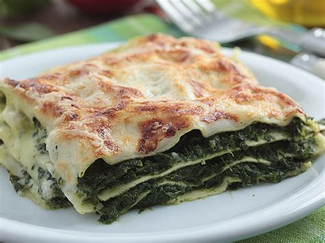 Lasagna Recipe With Cottage Cheese And Spinach spinach lasagna with cottage cheese