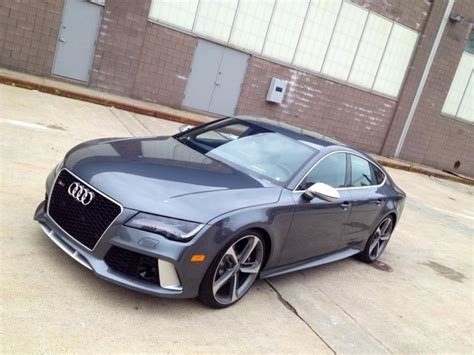 audi sedans 2014 2014 audi rs7 is a 560 horsepower ultra luxury performance