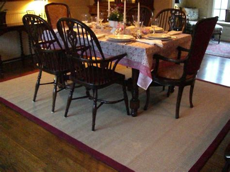 Best Rugs For Dining Room by Dining Room Area Rug Tips Editeestrela Design