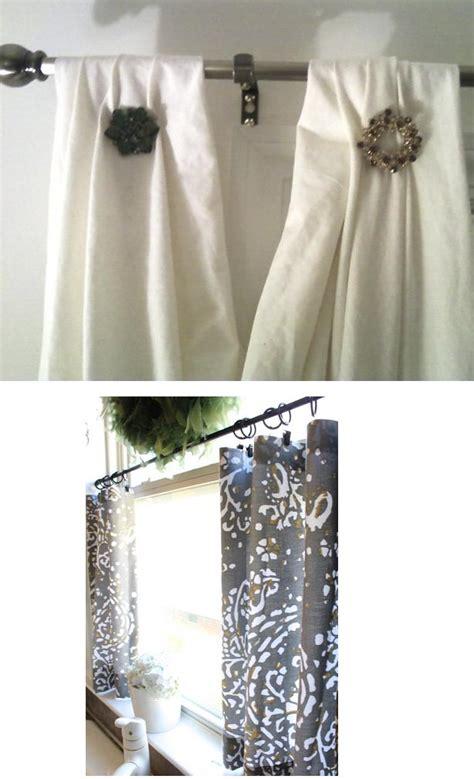 diy cortinas 5 ideas de cortinas coser diy